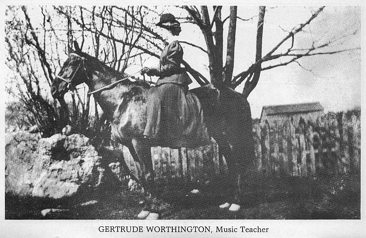 Ethel Gertrude Worthington